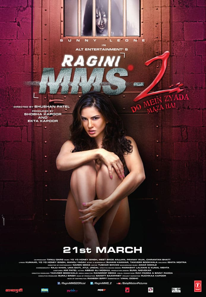 Movie Stills - Sunny Leone in Ragini MMS 2