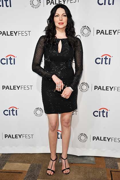 Laura Prepon arrives at PALEYFEST 2014 - 'Orange is the New Black' , in Los Angeles.