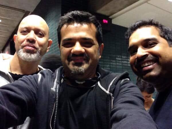 The musical trip of Shankar-Ehsaan-Loy. Pic courtesy: @EhsaanSEL