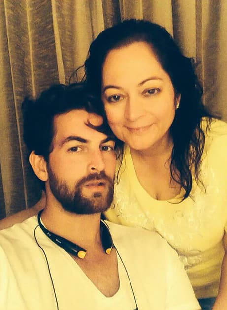 Pic Courtesy: Twitter@NeilNMukesh