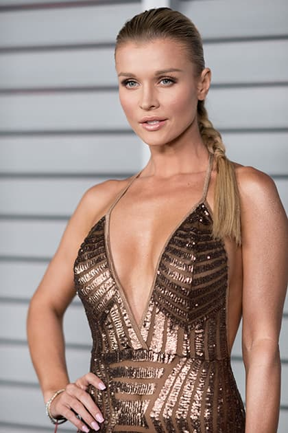 Joanna Krupa arrives at the MAXIM Hot 100 Party, in West Hollywood, Calif.