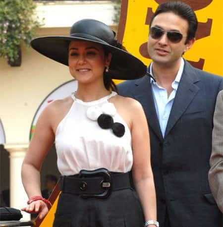 Preity Zinta can't stop gushing with Ness Wadia