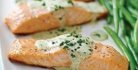 Christmas Recipe Grilled Salmon News