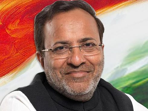 """Twitter page of Arjun Modhwadia describes him as an MLA from Porbandar and current president of Gujarat Pradesh Congress Committee. Also inscribed on the left side of his Twitter profile are these words - """"To save my land from the clutches of tyrants is the only motivation. I have to keep going on"""".  Arjun Modhwadia, the face of Congress in Gujarat, is the 27th president of Gujarat Pradesh Congress Committee, elected to the post on March 2, 2011. He was in news recently for his uninhibited tirade against Gujarat Chief Minister Narendra Modi that also included calling him a 'monkey'. He was also sent a showcause notice by the Election Commission for the same.  Early life and Education  Arjun Modhwadia, aged 55, hails from a humble background as he was born in a village near Porbandar, named Modhwada on 17 February 1957. Having availed his primary education at a government school of the village, he graduated in engineering from Lukhdhirji Engineering College in Morbi.   Modhwadia then entered into the profession of engineering and worked as an assistant engineer with the Gujarat Maritime Board for 10 years.  Political journey  Arjun Modhwadia had started delving in politics from the very days of his university education when he became a senate member of Saurashtra University as a Registered Graduate constituency representative in 1982. Also, in 1988 he became a member of the Executive Council of the University.   But the real plunge in politics was taken by Modhwadia when in 2002, he won an Assembly Election.  The same year, he also became a member of Delimitation Commission of India for Gujarat (Parliamentary and Assembly constituencies). He was also appointed as a member of the Estimate Committee. Modhwadia landed a big role in 2004 when he became the Leader of Opposition in the Gujarat Legislative Assembly. He remained the man at the helm of Gujarat Pradesh Congress Committee for quite some time. He was re-elected in 2007 and from 2008-09, he was also the chairman """