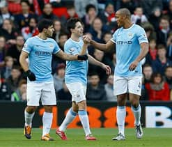 Man City Odds To Win Premier League