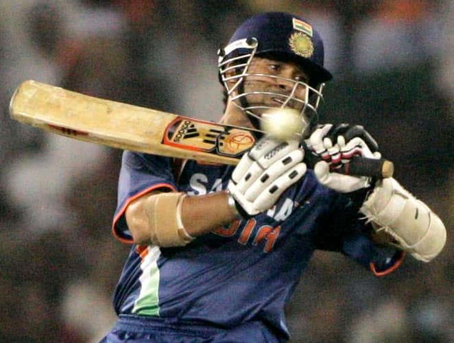 August 28, 1996: This match was a special one for Tendulkar as he was handed over the captaincy for the first time. But Tendulkar seemed to enjoy the burden of expectations as he slammed another ton - 110 runs - and was unfortunately run-out. His innings included 5 fours and a six. The Lankans won the match as Jayasuriya exploded at the top of the order and scored unbeaten 120 runs. Result: Sri Lanka won by 9 wickets -