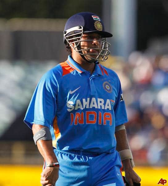 May 23, 1999: The 1999 World Cup had begun and Tendulkar's father - Ramesh Tendulkar passed away on 18th May. India were supposed to play Kenya in a crucial match on May 23 and Tendulkar was back for his national duties.Batting first, India posted a score of 329 runs which saw centuries from Dravid (104*) and Tendulkar. Considering the circumstances, it was a special century from the Little Master who scored 16 boundaries and three sixes. Result: India won by 94 runsMan of the Match: Sachin Tendulkar -