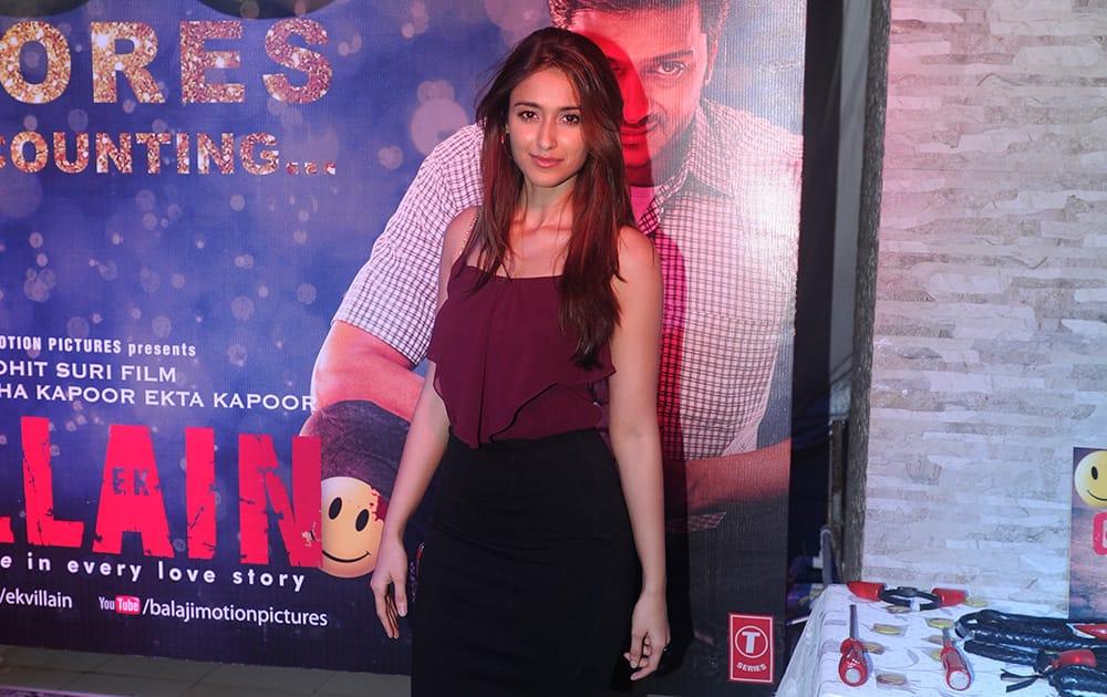Ileana DCruz during the success party of film 'Ek Villain' in Mumbai.- Rajneesh Londhe.dna
