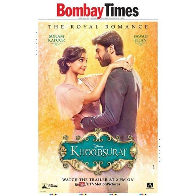 Check out Sonam Kapoor in 'Khoobsurat'