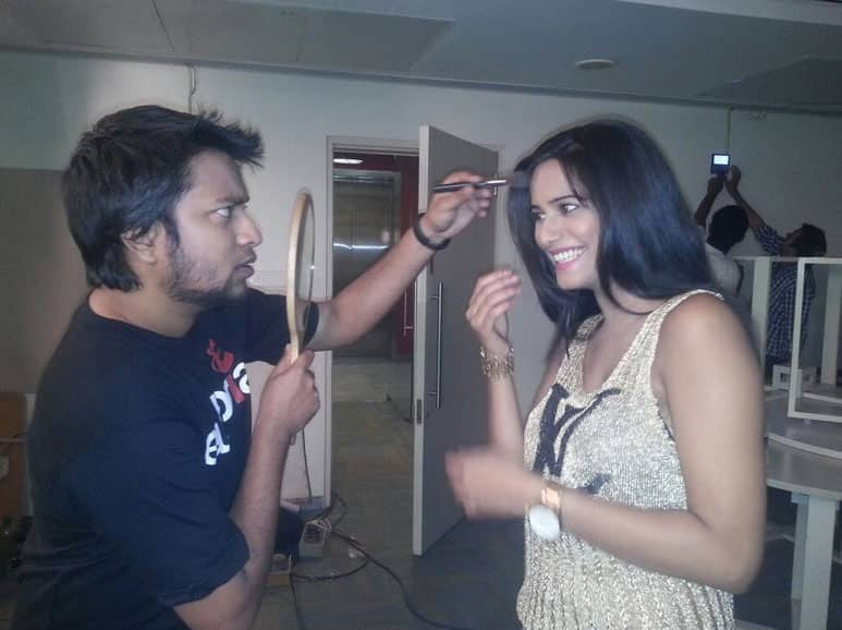 Poonam Pandey: The internet sensation. Pic Courtesy: twitter