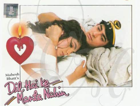 Here's a wonderful story of a girl at loose, bumping into a handsome guy and love blossoming on the road! Starring Pooja Bhatt and Aamir Khan, 'Dil Hai Ki Manta Nahi' is a great film to watch. The central characters go through various adventures on a journey they embark on together only to find themselves falling more and more in love. - Spice Team
