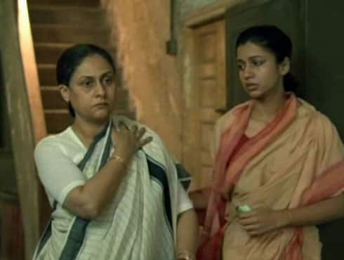 Hazaar Chaurasi ki Maa is Govind Nihalani`s one of the most touching film ever, based on Bengali novel Hajaar Chaurashir Maa.  The movie stars Jaya Bachchan and Anupam Kher.The story deals with the life of a woman who has lost her son, to the violence as a result of his adopted Naxalite ideology. And in the process learns about his  dead son`s struggle. - Spice Team