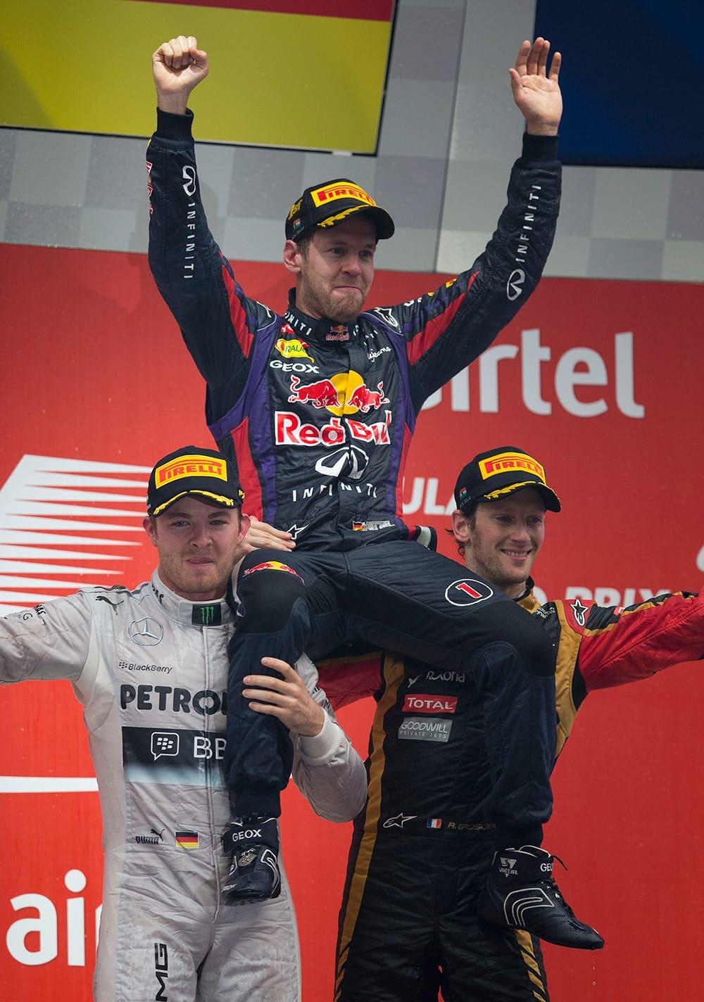 F1: Indian GP 2013 | News | Zee News