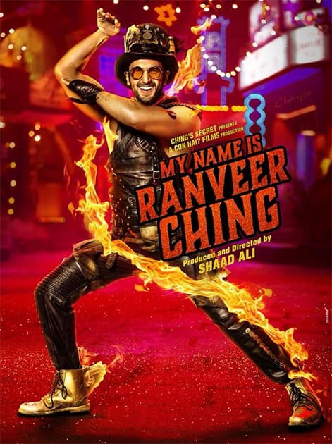 Pic Courtesy: Twitter@RanveerOfficial