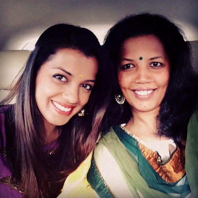 mugdha godse - #mugdhagodse #dahihandi #sista #bff #beauty me n my sis getting ready for the dahi handi madness in #pune. -instagram