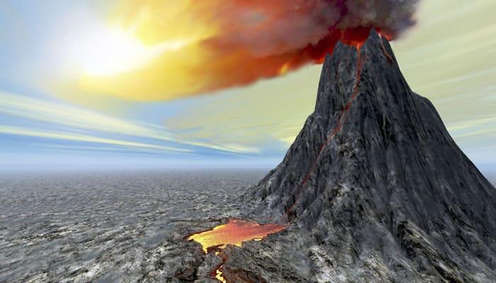 Iceland declares volcano red alert after eruption