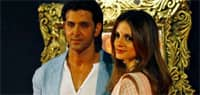 Sussanne Khan won't talk about Hrithik Roshan?