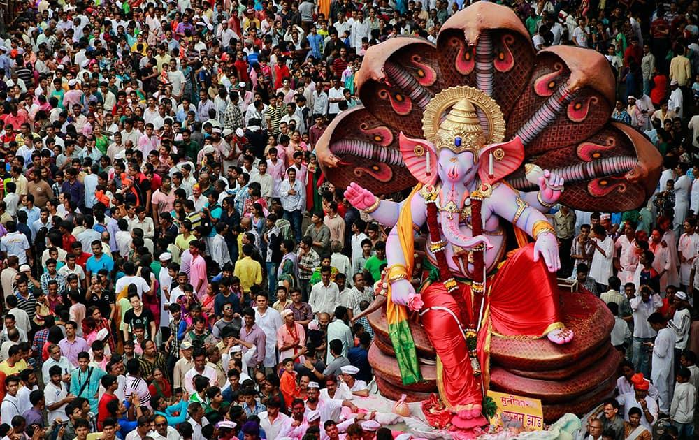 Ganesh Chaturthi 2014   News