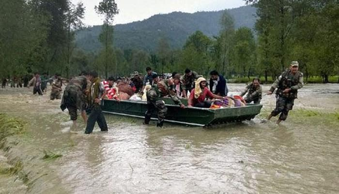 J&K floods: Over 1,42,000 people rescued, relief work speed up as water recedes