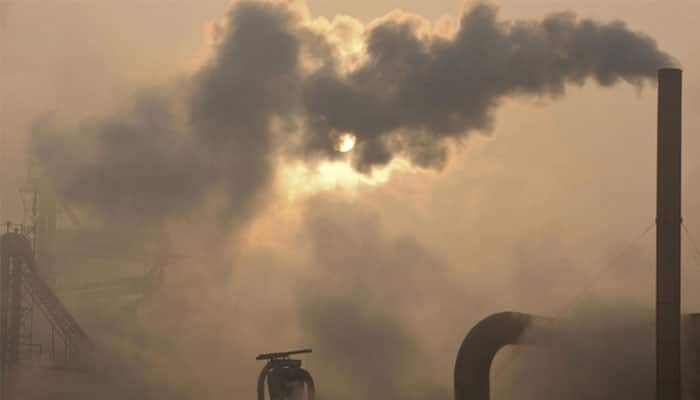 China pledges to cut carbon intensity by 45 pc by 2020