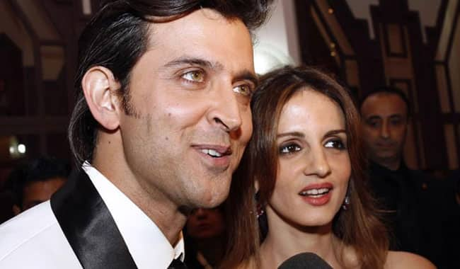 Hrithik Roshan calls split with Sussanne 'simple'