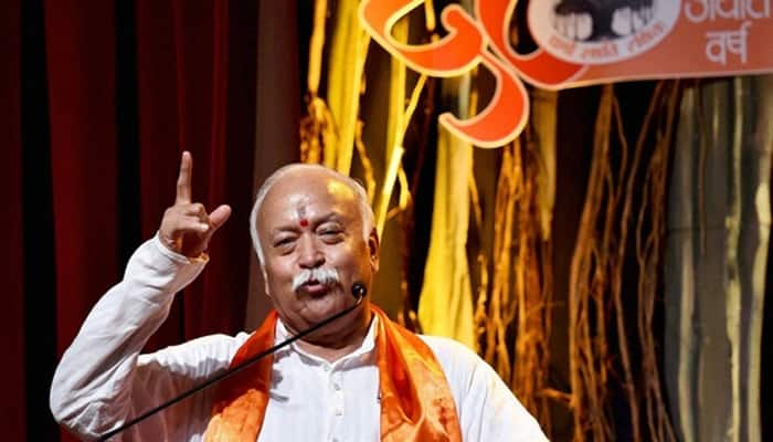 Hinduism is 'global heritage', not ancestral property of Indians: RSS chief Mohan Bhagwat