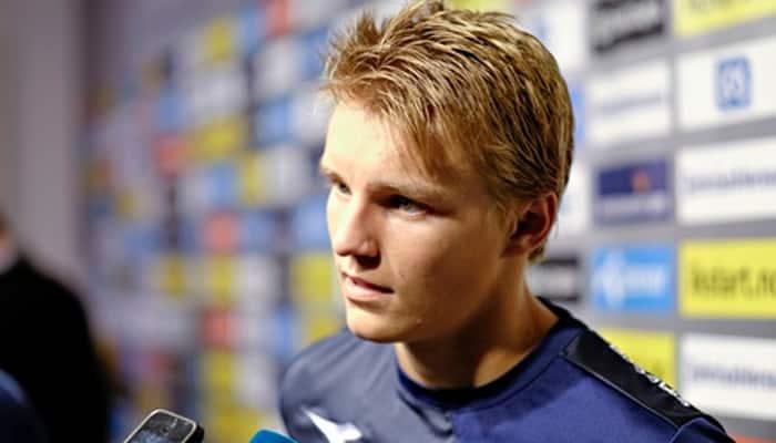 Norwegian teen makes Euro football history