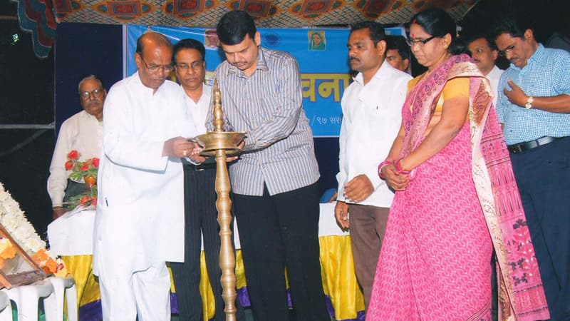 File Photo: Inaugration of Library.