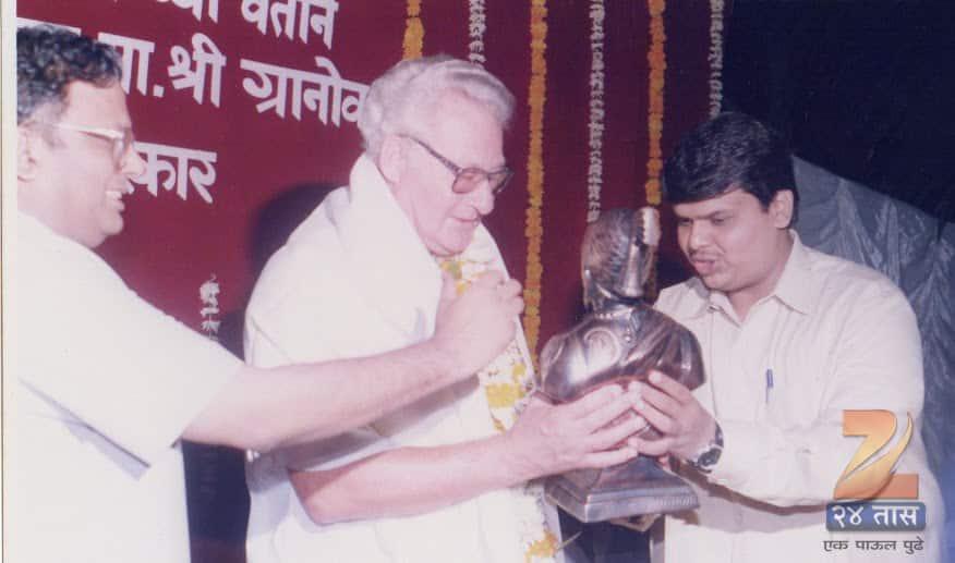 Devendra Fadnavis: Life in Pics