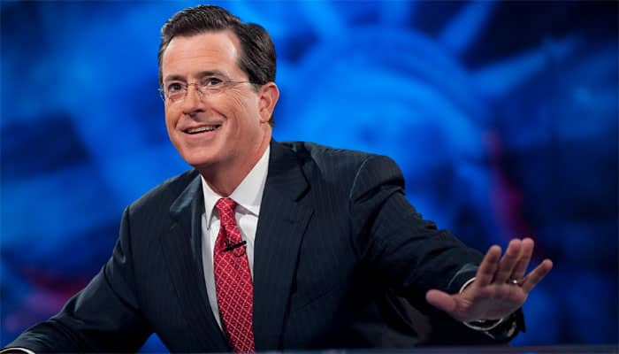 'Colbert Report' to end in December