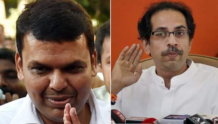 Shiv Sena agrees to 2:1 representation in Fadnavis govt, but demands Dy CM's post