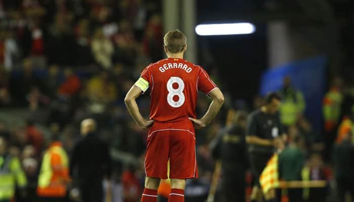 Brendan Rodgers wants Steven Gerrard to extend Liverpool stay
