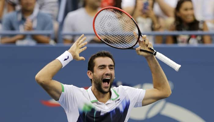 Marin Cilic cannot get enough of seeing his new friend