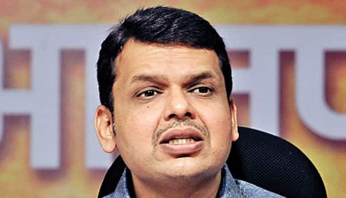 Talks with Shiv Sena on track, confident of forming alliance: Devendra Fadnavis