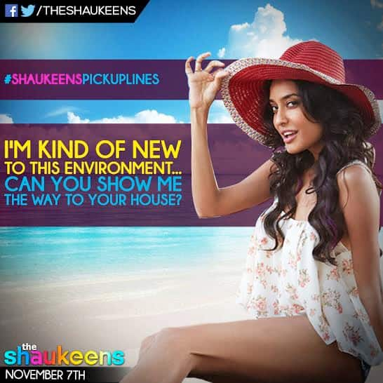 The Shaukeens: Movie Stills -twitter