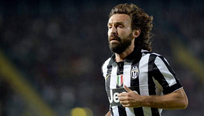 Andrea Pirlo finally getting into full flow for Juventus