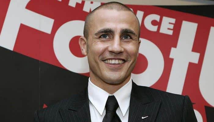 Italy`s Cannavaro to replace Lippi in China, says reports