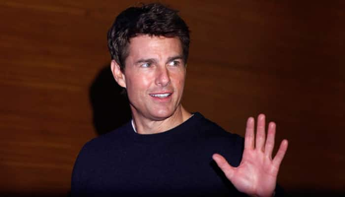 Tom Cruise' `Mission: Impossible 5` death-defying stunt
