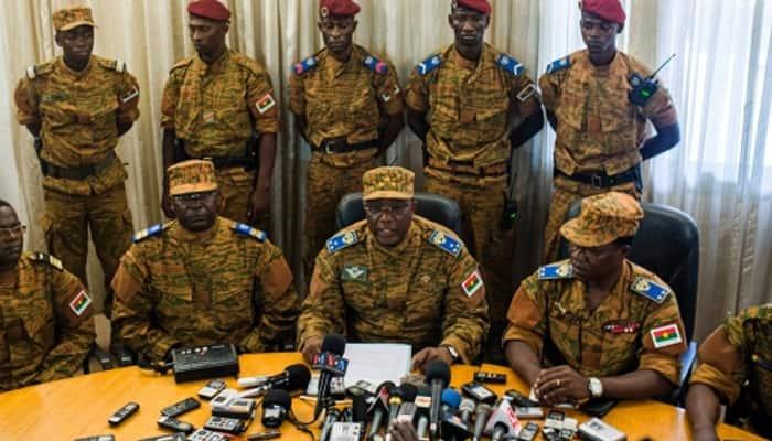 Burkina Faso's army pledges 'consensus' govt as AU issues deadline