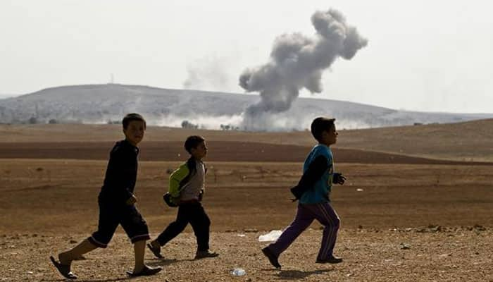 Islamic State tortured Kurdish child hostages: Rights group