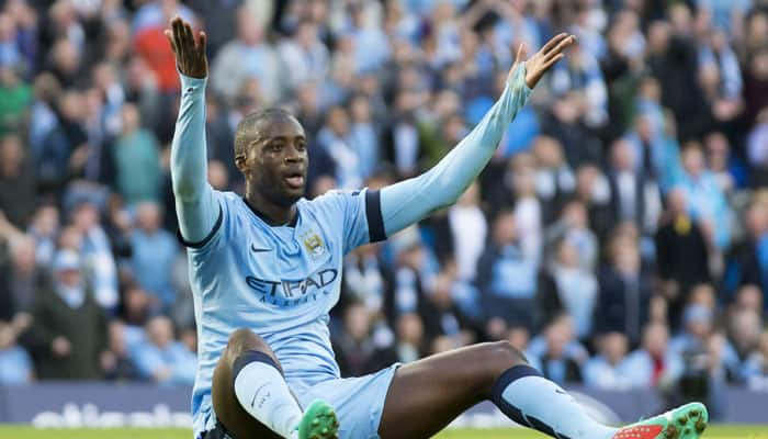 Yaya Toure Twitter abuse reported to police