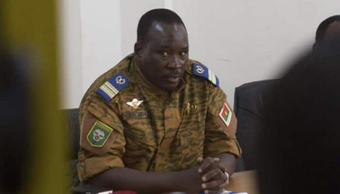 Burkina Faso`s military leader wants transition `within two weeks`