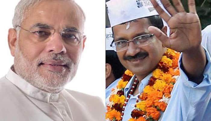 With decks cleared for Delhi polls, BJP pins hope on 'Modi magic', AAP on Kejriwal