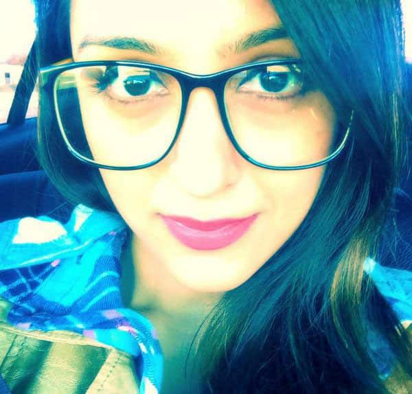 Aarti Chabria ‏- nerd look! Right now right here on ma way to Union Square... #sfo *excited*  -twitter