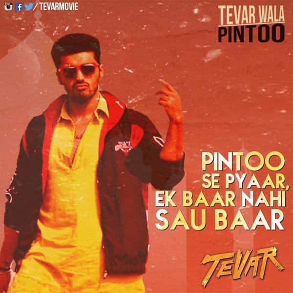 Tevar movie stills