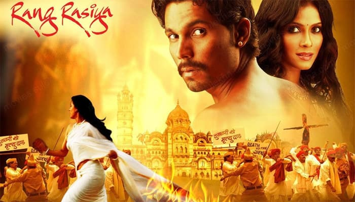 'Rang Rasiya' uncensored video leaked on YouTube