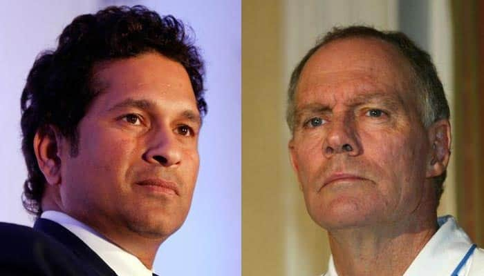 BCCI Jt Secretary Anurag Thakur backs Sachin Tendulkar on Greg Chappell issue