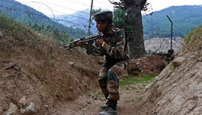Army foils infiltration bid in J&K's Pallanwala sector, jawan injured