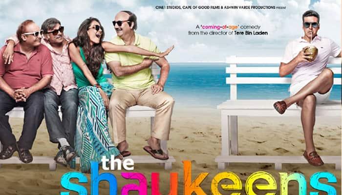'The Shaukeens' review: Akshay Kumar surprises, Lisa Haydon entices!