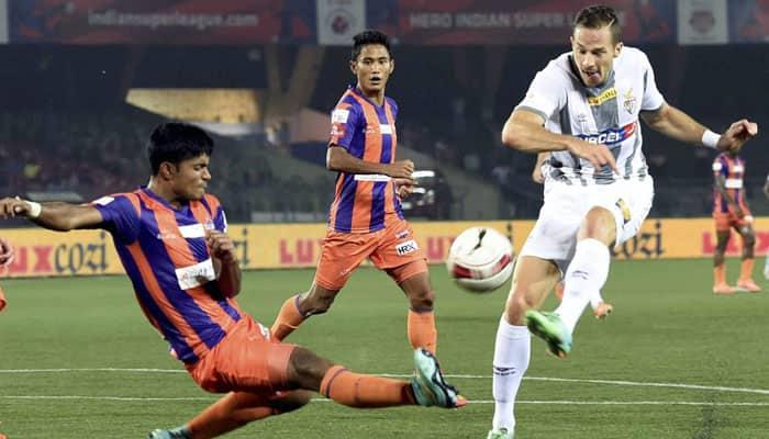 ISL: Pune snap Atletico de Kolkata's unbeaten run with 3-1 win